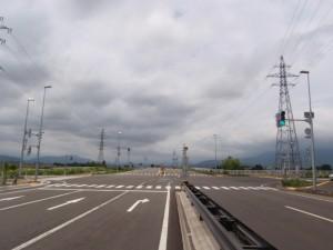 上越市信号写真